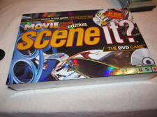 brand new Scene IT Movie DVD Game 2nd Edition  New Still In Shrink Wrap