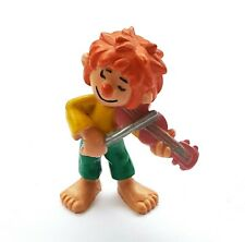 Figurine Collection Pumuckl Bully 1983 Pumuckl Plays Of Violin 2 3/16in
