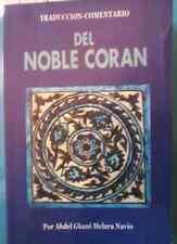 The Holy Quran (Spanish Only)-Del Noble Quran Trans. by Abdel Ghani Melara Navio