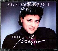FRANCESCO NAPOLI - MONDO MAGICO - CD MAXI [1731]