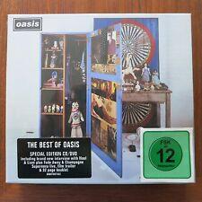 OASIS – Stop The Clocks 2-CDs & DVD Box Helter Skelter 88697007552  NEU SEALED
