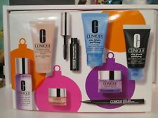 Clinique Stars of Clinique Gift Set Moisture Surge Cleansing Mascara Liner Mask
