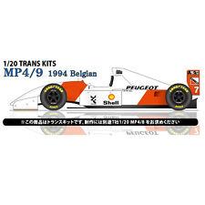 Studio27 TK2054 1:20 McLaren MP4/9 Belgian for TAMIYA MP4/8 Convesion Kit