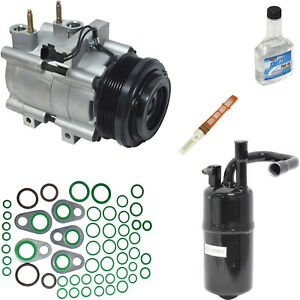 New A/C Compressor and Component Kit for Crown Victoria Grand Marquis Town Car