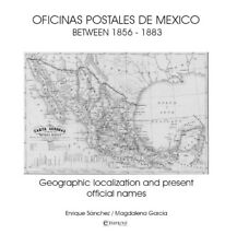 mua90 Study on the 795 post offices of Mexico in 1856, names & location, english