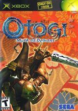 Otogi: Myth of Demons - Original Xbox Game - Game Only