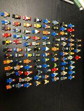 LEGO Minifigure Lot of 100 Minifigs City Town Police Lot O563