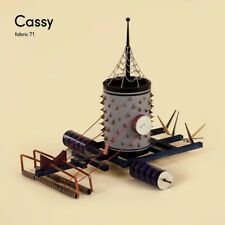 CASSY - FABRIC 71  CD  17 TRACKS DISCO/DANCE/HOUSE  NEU