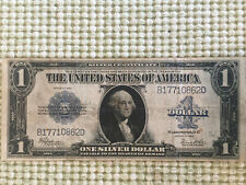 Very Nice 1923 $1 large size note No Pin Holes
