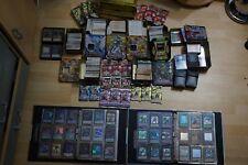 TOP! Yugioh Sammlung Lot Verkauf über 4000 Karten VIELE HOLOS + BOOSTER!