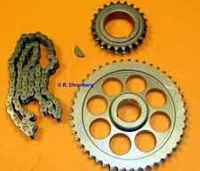 Mopar 340-318-360 Small-Block TRUE ROLLER Timing Chain / Gears Plymouth Dodge