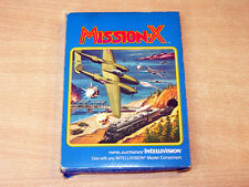 Mattel Intellivision - Mission X by Mattel