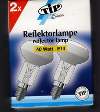 4 X E14 Reflektor Spot Lampen