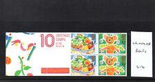 GB - Stamp Booklet - (316)  1989 Greetings Booklet  -1 booklet - Trimmed perfs