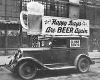 Antique Prohibition Ends Photo 515 Oddleys Strange & Bizarre