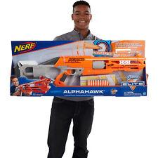 Nerf N Strike Alphahawk Accustrike Series Elite Blaster Gun Kids New Dart Gift
