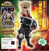 ☀ My Hero Academia Katsuki Bakugo Banpresto Age of Heroes Figure Figurine Japan☀