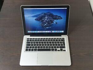 Apple MacBook Pro 13'' 2012 A1278 2.5 GHz CORE i5 CPU ,500 HDD 10GB RAM-Catalina