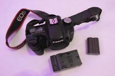 Canon EOS 50D 15.1MP Digital SLR DSLR Cuerpo de Cámara Solamente + Accesorios