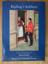 Kipling's Soldiers: A Selection of Rudyard Kipling's Poems (Illus. by B. Fosten)