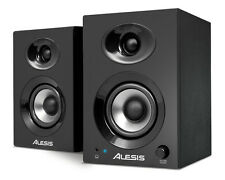 Alesis Elevate 3 paire 60W active studio monitor speakers dj production classroom