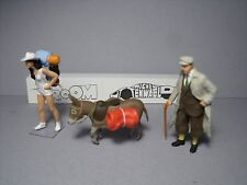 3  FIGURINES  1/43  SET  333  VACANCES  AU  PAYS  BASQUE  VROOM  UNPAINTED