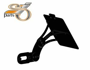 Indian Scout Side Mounting Number Plate Holder Year