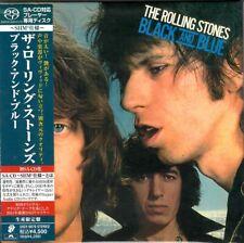 THE ROLLING STONES BLACK AND BLUE JAPAN MINI LP SACD SHM UIGY 9079 OBI