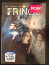 (RI2) Fringe: Season 5 (DVD, 2013, 4-Disc Set) - NEW/NIS