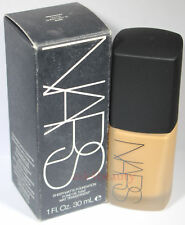 Nars Sheer Matte Foundation  (Shade Med/Dark2 Tahoe 6069) 1oz/30ml New In Box