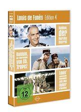 LOUIS DE FUNÈS - EDITION 4 3 DVD NEU
