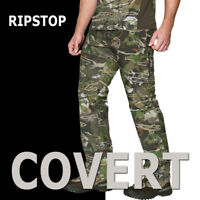 MENS UNDER ARMOUR UA STORM COVERT CAMO HUNTING PANTS RIPSTOP DURABLE 1279730-943