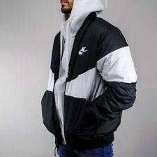 Nike Sportswear Synthetic-Fill Men's Graphic Bomber Jacket AJ1020-010 Size XXL
