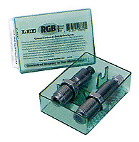 Lee Model Rgb 2 Die Set .223 Remington Reloading Equipment 90871