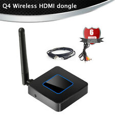 1080P WiFi Display Mirror Link Box Device MiraScreen DLNA Airplay For Car Home