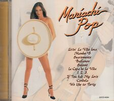 Robi Rosa Damaso Perez Prado Elvis Crespo Estefano Mariachi Pop CD New