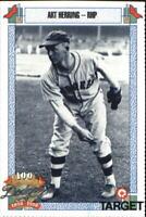 1990 Dodgers Target Baseball Baseball Card #340 Art Herring