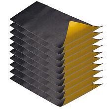 sinuslive anti-dröhn-matte Insulation, Bitumen Butyl 50x20cm (1M²) 10 pcs