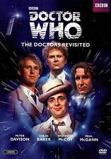 DOCTOR WHO: Doctors Revisited 5-8 - MINT NEW SEALED DVDS!!