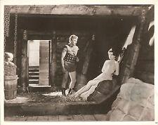 "Rosanna Schiaffino & Alberto Lupo in ""Il Minotaur"" Original Vintage Photo 1960"