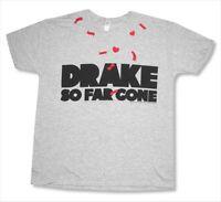 Drake So Far Gone Heather Grey T Shirt New Official Rap Hip Hop