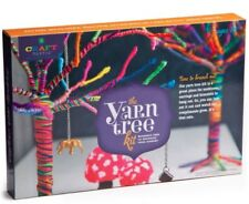 New Kids Craft Set-Ann Williams The Yarn Tree Kit-Great Quality