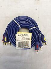 NXG Audio/Video Cable NX-0522 2 Meters Long