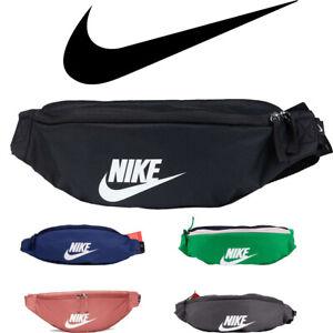 Nike Heritage Hip-Pack Waistbag Organiser Unisex Bag Sachet Adjustable Strap