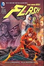 The Flash Volume 3: Gorilla Warfare TP (The New 52) by Francis Manapul (Paperback, 2014)