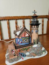 department 56 dickens village Lynton Point Tower retired