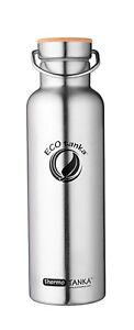 ECOtanka thermoTANKA™ isolierende Edelstahl Thermoflasche