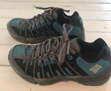 New Women's Columbia Omni-grip Techlite Contour Comfort Hiking Shoes Size 7