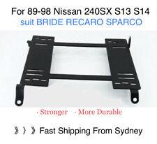 Nissan Silvia 240SX S13 S14 Skyline GTR R32 R33 R34 Seat adapter rail Bracket