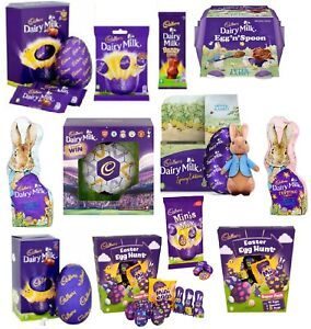 Cadbury Egg Easter Egg Chocolate Pack Selection Buy 1 get one Free